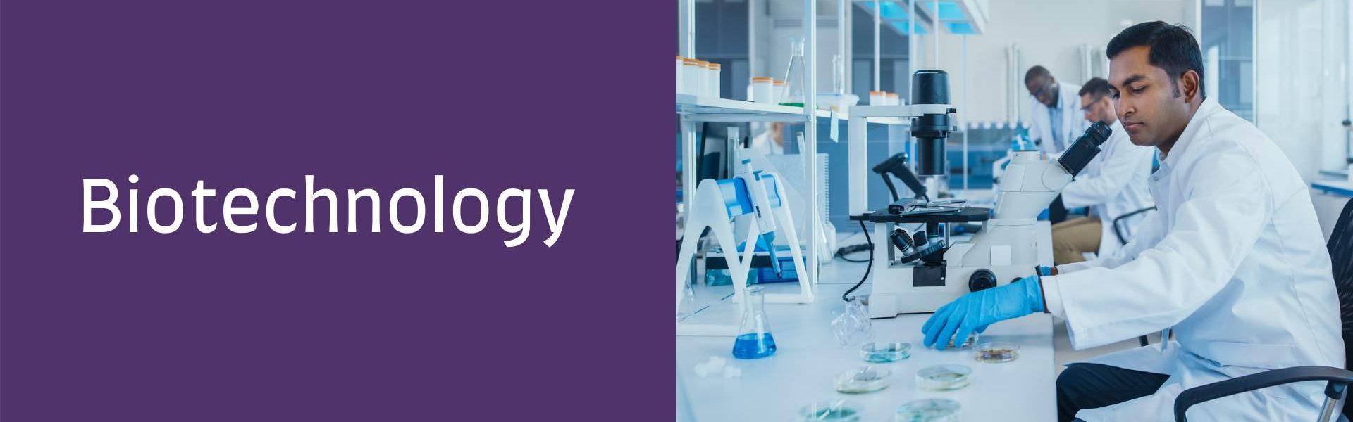 modern medical research laboratories
