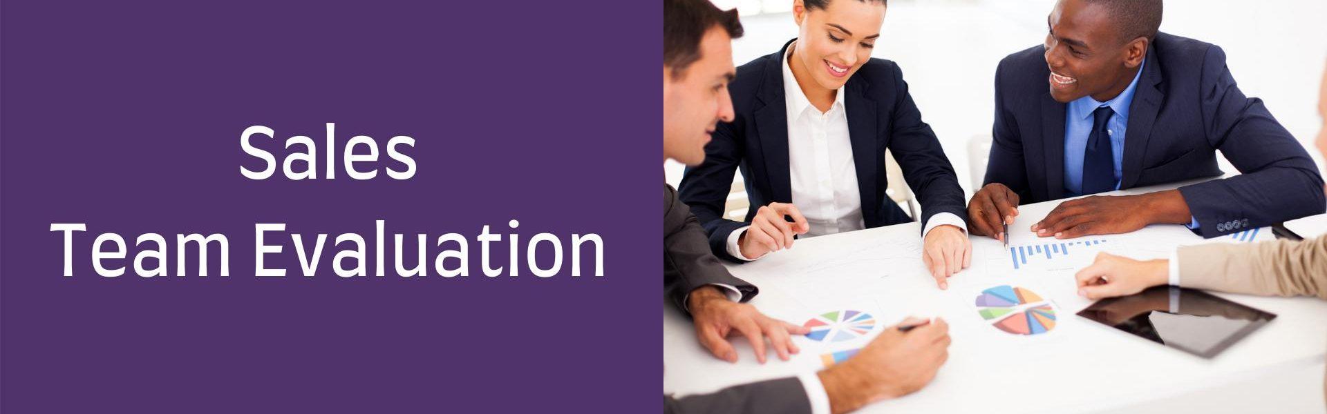 sales team evaluation with-sales coach wesleyne greer